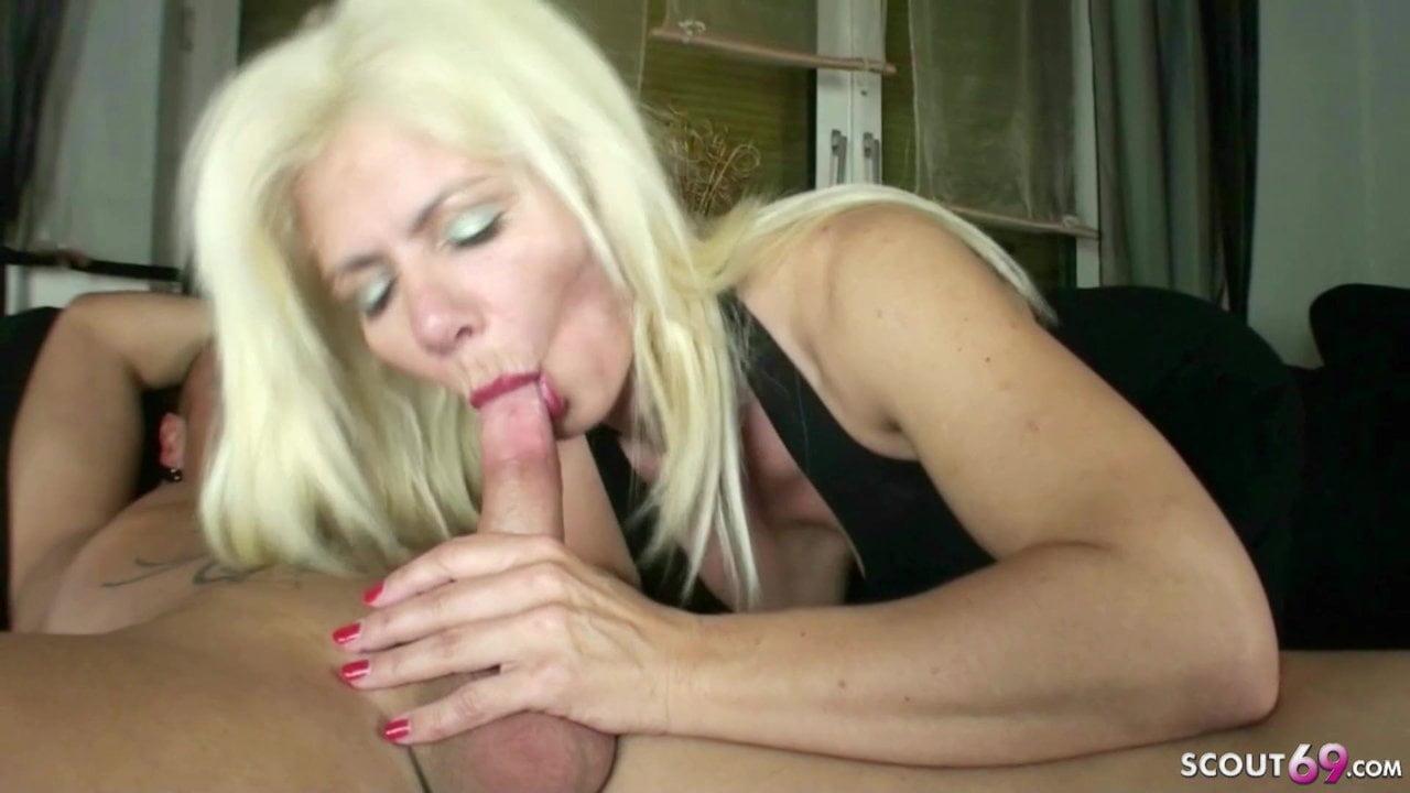 Nadja Mature Porn german milf nadja seduce husband of sister to fuck her