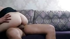 Russian amateur mature Vika 2