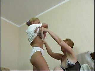 Free old mature lesbian movies - Mature lesbian mom with not her young innocent daughter 1