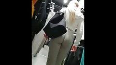 Grey leggings shopping