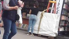 teens' booty jeans, culos sabrosones