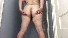 Thick white sissy pawg twerking