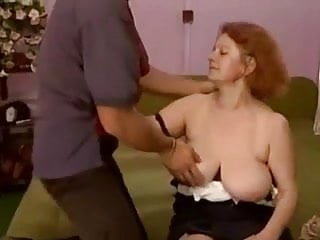 Granny fuck young cock