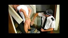 Twink takes Police Punishment.(2).