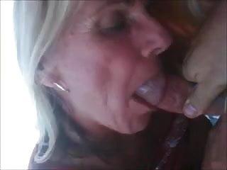 She Eats His Cum
