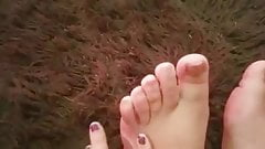 My Girlfriend's Feet 3