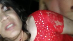 latin trangender sex with peruvian male