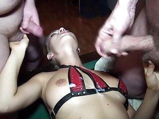 russian sexwife Natalia Andreeva aka Danica orgy