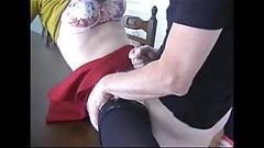 Crossdresser lucy robbins photo shoot and hard sex