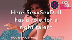 Hiring Sex Doll Testers