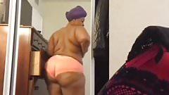 Thick Juicy Black Woman