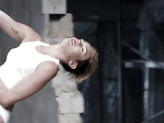 Miley Cyrus - Wreckingball Porn Music Video