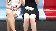 SG MRT UPSKIRT OL