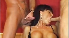 Threesome-Head (Married Slutty Mature Whore)