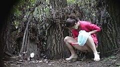 Voyeur forest 3