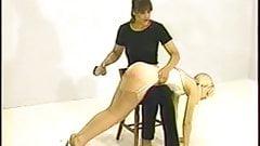 Harbrush  Spanking 8