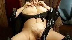 huge tits hairy milf 3