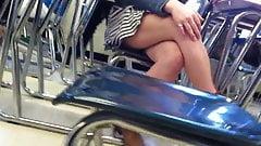 hot teen skirt 2