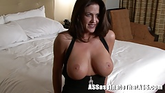 Jay Assassin gives Taylor Ann her FIRST INTERRACIAL fuck