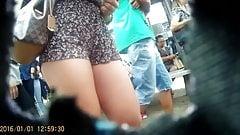 mulata boa demais (brunette delicious big legs) T89