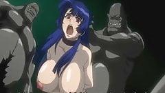 Yatsu Murasaki fucked by orcs's Thumb