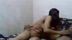 Bangladeshi Muslim Aunty Amina fucking her boyfriend