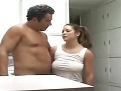 STP4 daddy Fucks Stupid daughter !