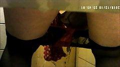 Spycam aux toilettes 21