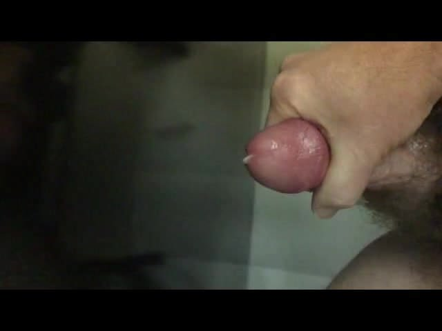 Sexy red head gives blowjob
