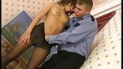 =anal=panty=hose= sc.72 Bridget & Patrick
