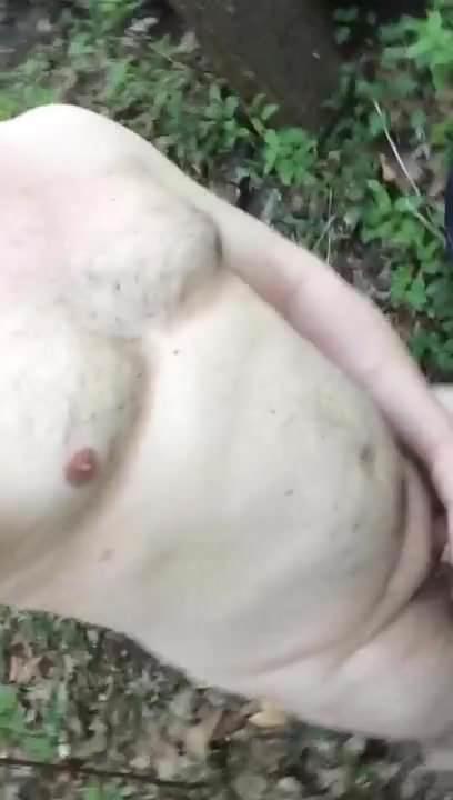 Nymphomanin Miniarsch Braungebrannt Facialsex