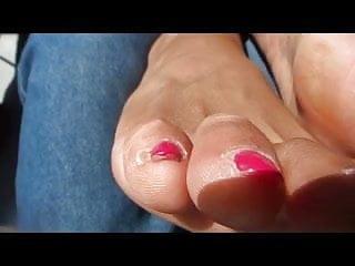 My Ex's Rough Sexy Feet 4