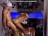 Houston, Rebecca Lord, T.T. Boy in classic porn clip