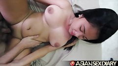 Asian Sex Diary - Young Asian babe with amazing big tits's Thumb