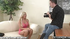 Curvy Olivia Austin Fucks at Audition