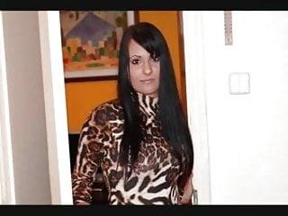 Hungarian Krisztina Blowjob