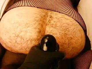 femdom pegging,strapon in my hairy arabian gay big ass hole
