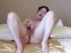 My masturbating models - Heidi