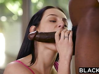 BLACKED Amanda Lane First Interracial