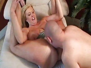 Hot Oral Sex With Busty Blonde Tart