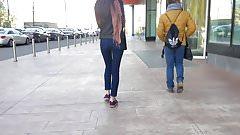 Watch on girl's ass
