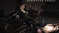 Drill Bill Femdom with Baroness Essex