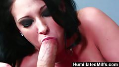 HMilfs - Big tits in a jail ce