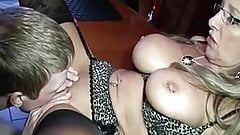 German MILF wants 18 year old cock