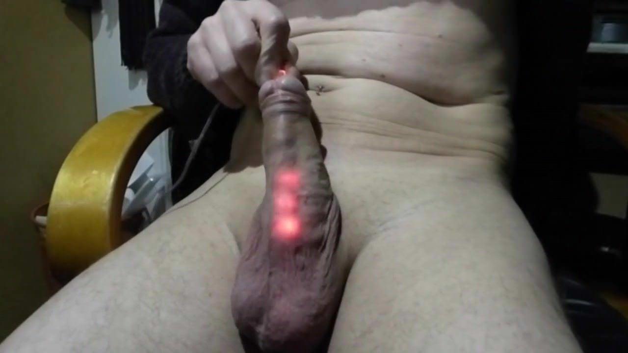 gay anal play huge dildo