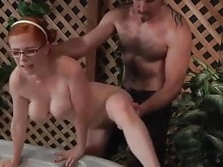 Step dad gives me a sex education lesson