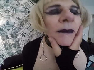 Intimate domination games with crossdressers