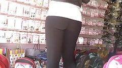 gostosa filmada dia-1 #leggingTop
