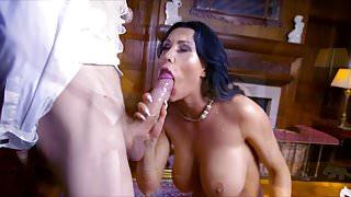 Patty Michova Banging The Butler