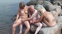 Grandpa Ulf Larsen's sexgames